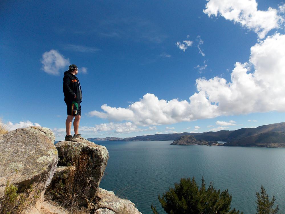 Lake Titicaca Bolivia