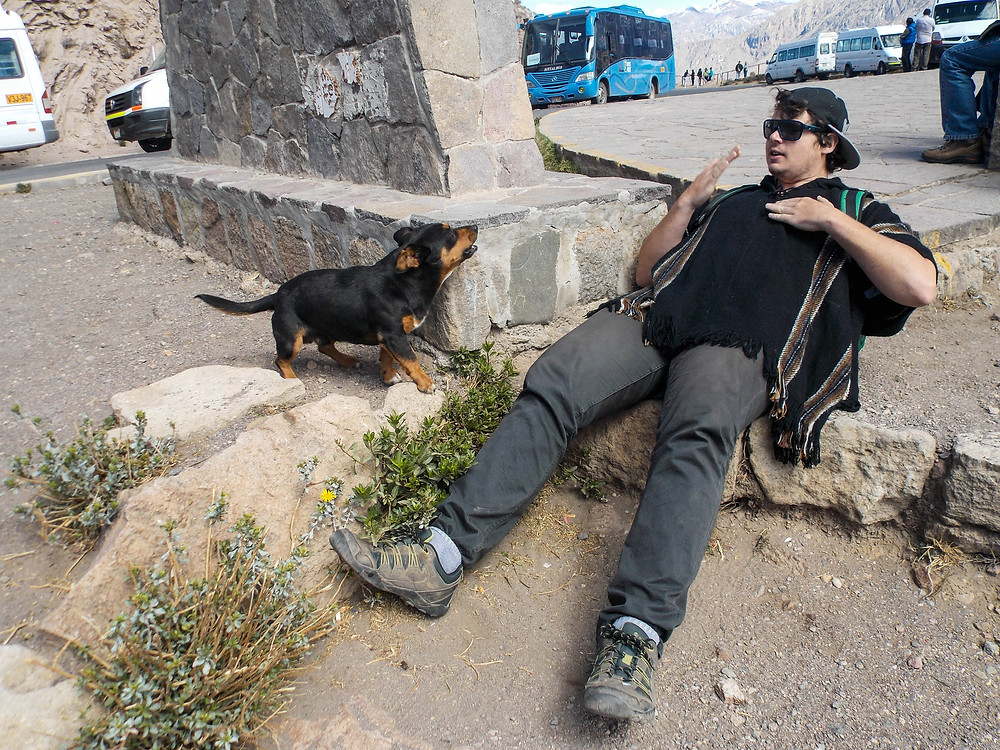 what to wear colca canyon
