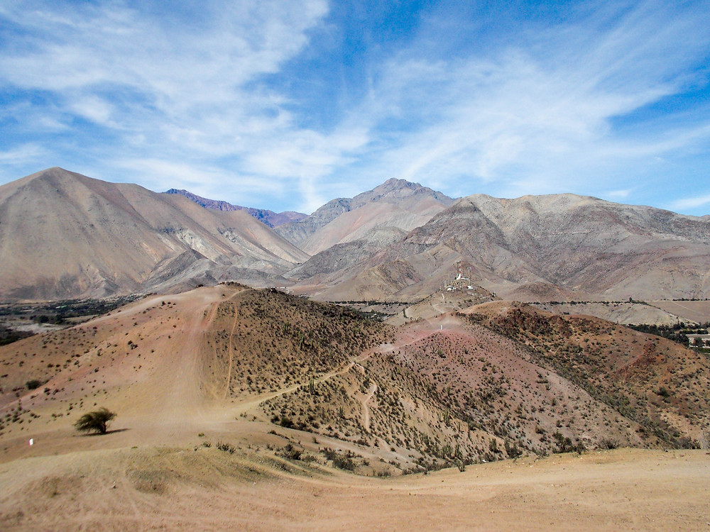 elqui valley chile