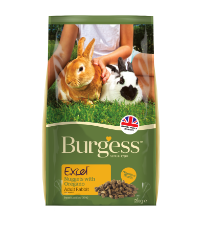 Burgess Nuggets Oregano