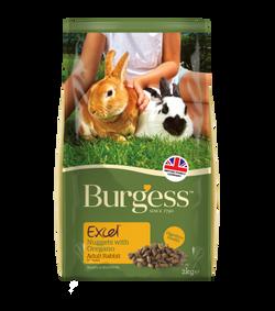 Burgess Nuggets Oregano