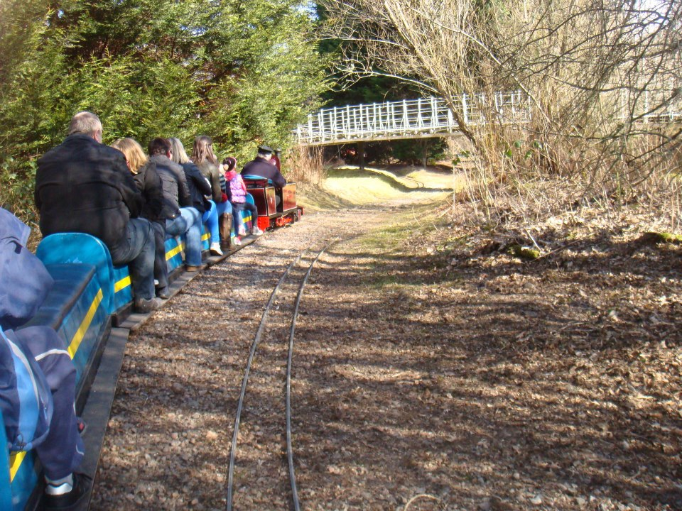 Ness Island Railway