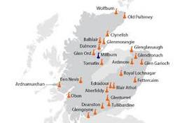 Highland Whisky Distilleries