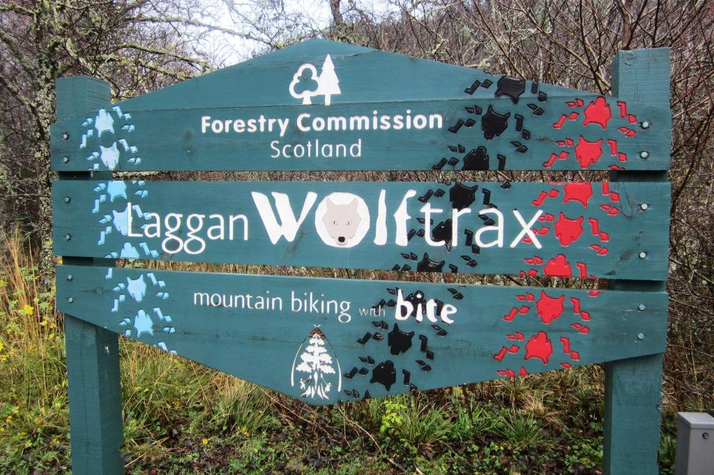 Laggan Wolftrax