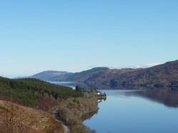 Longer stroll on the Great Glen Way