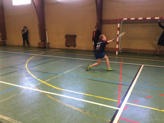 Compétition Régionale de Badminton
