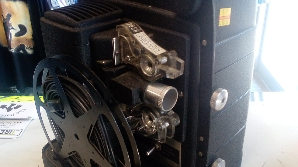 Bell & Howell Projector Model 256