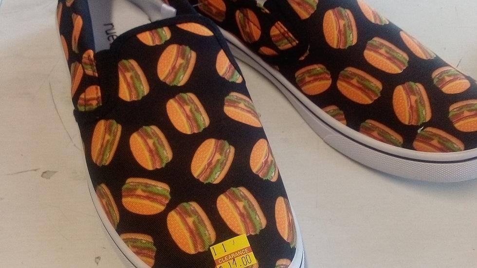 Men's Burger Casual Slip Ons