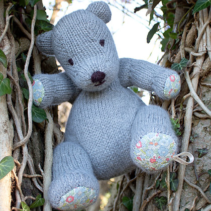 hand knitted biggest big bear