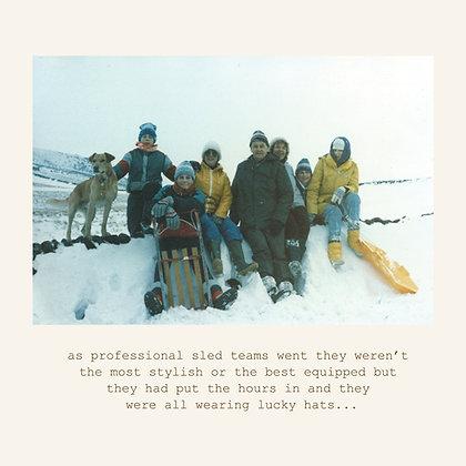 sled team