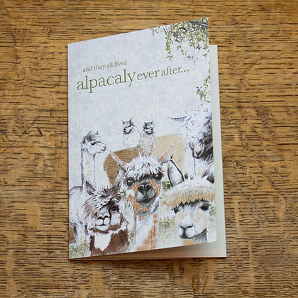 alpacaly ever after lovely little notebook