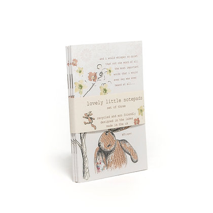 little rabbit lovely little notebook