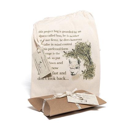 alpaca project bag in a box