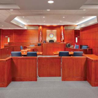 NEW JUDGESHIP COURTROOM