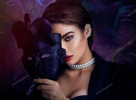 UK Model Daisy Barnett - Fabulous shoot with Fabglam Photographer Mumbai
