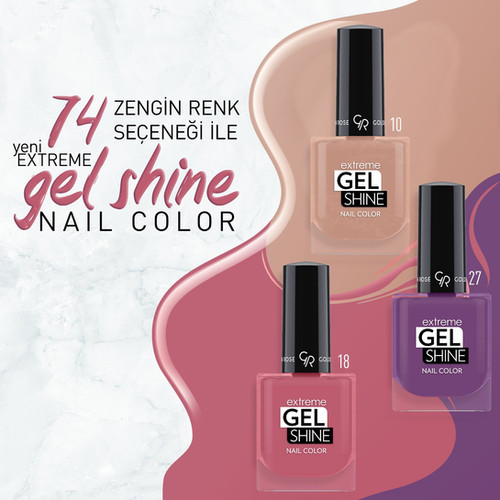 GEL SHINE NAIL COLOR