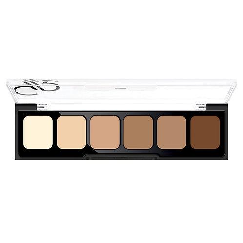 CORRECT&CONCEAL Concealer Cream Palette Nº02