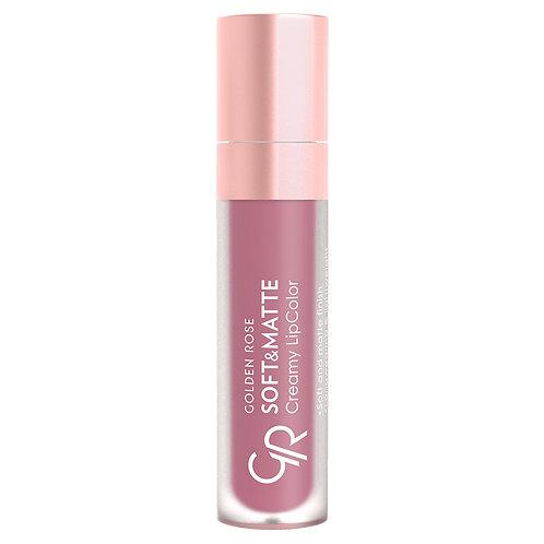 Soft &  Matte Creamy Lip Color  Nº110