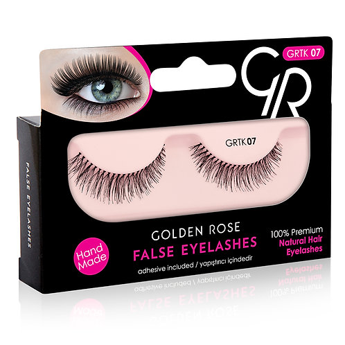 False Eyelashes Nº 07