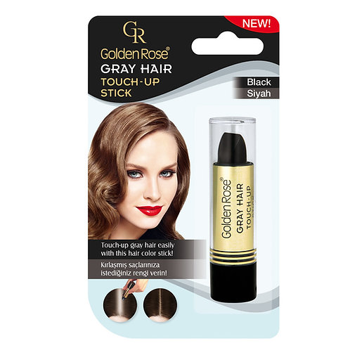 Grey Hair Touch-Up Stick Nº 01 Negro