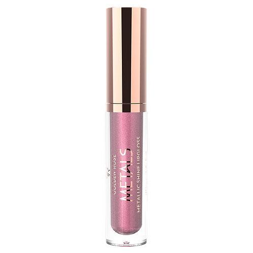 Metals Metallic Shine Lipgloss Nº01 PINK ROSE