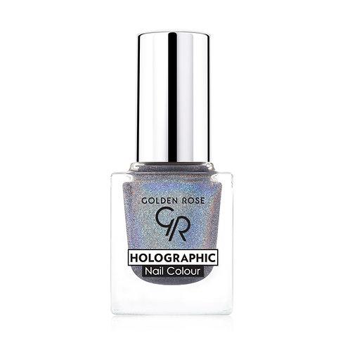 Holographic Nail Colour Nº 01
