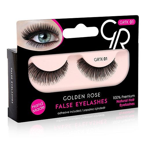 False Eyelashes Nº 01