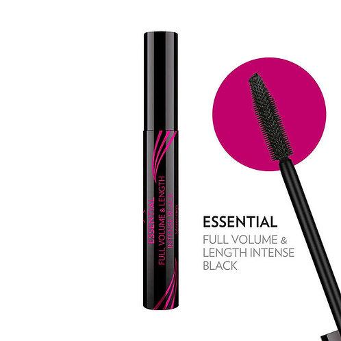 Essential Full Volume & Length Intense Black Mascara Golden Rose España