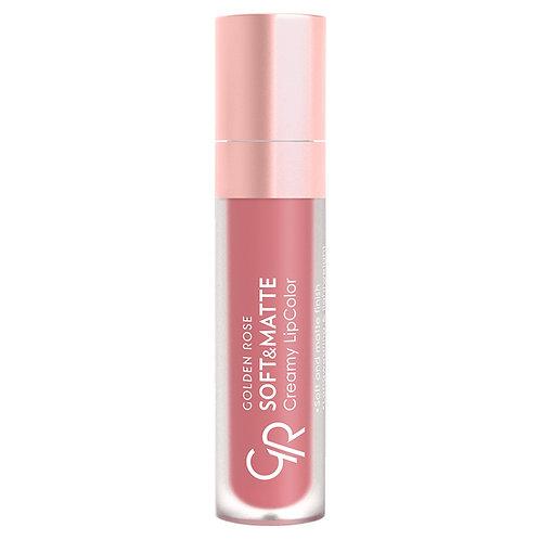 Soft & Matte Creamy Lip Color  Nº108