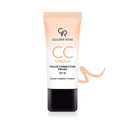 CC Cream Color Correcting Primer - Orange / Naranja