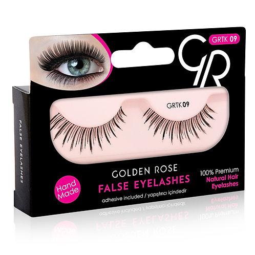 False Eyelashes Nº 09