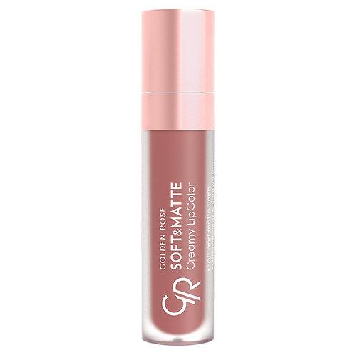 Soft & Matte Creamy Lip Color  Nº107