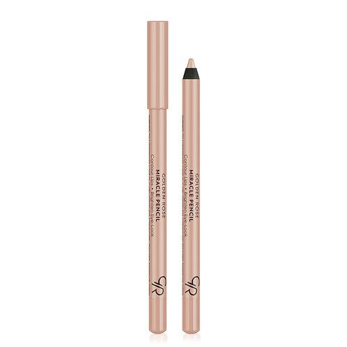 Miracle Pencil Contour Lips . Brighten Eye Look