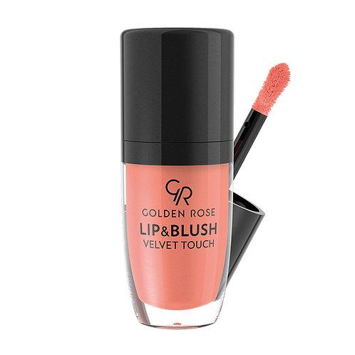 Lip & Blush Velvet Touch Nº01
