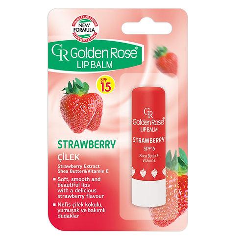 GR Lip Balm Strawbery Spf 15