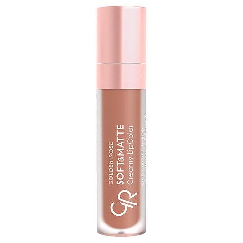 Soft & Matte Creamy Lip Color  Nº118