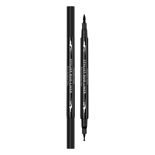Stylist Duo Liner 2 in 1 Eyeliner Pen