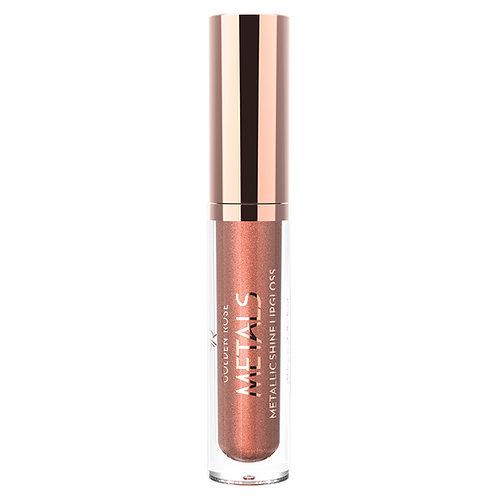 Metals Metallic Shine Lipgloss Nº05 BRONZE