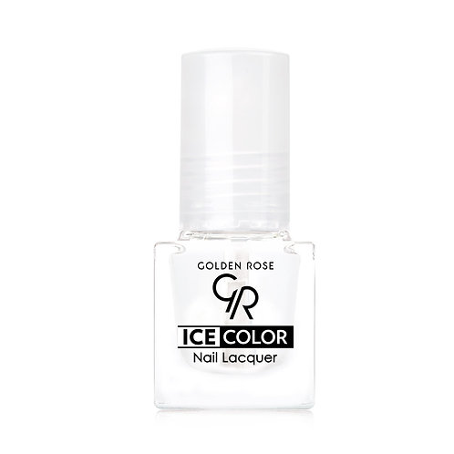 Ice Color Nail Lacquer Nº CLEAR