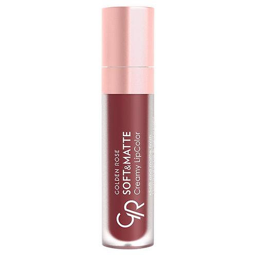Soft & Matte Creamy Lip Color  Nº117