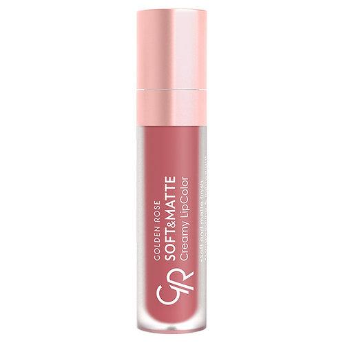 Soft & Matte Creamy Lip Color  Nº111
