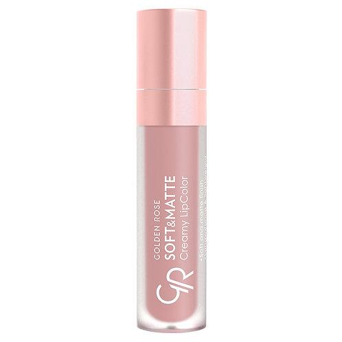 Soft & Matte Creamy Lip Color  Nº102