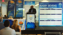 Sports launch - Rugby Sevens