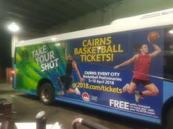 Townsville bus