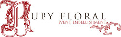 Ruby Floral logo