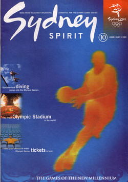 Sydney Spirit Magazine Design