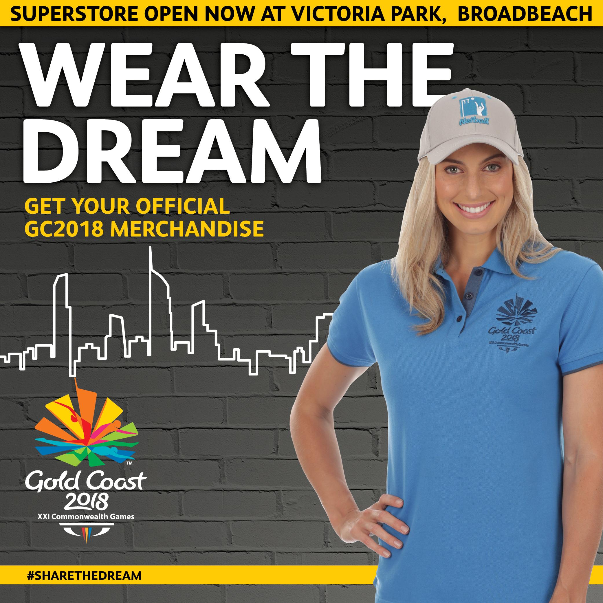 Ambassador Merch campaign