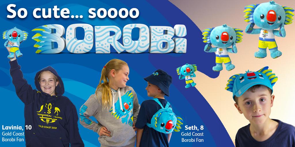 Social media - Borobi campaign
