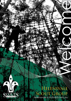 Book Cover - Scouts Helensvale