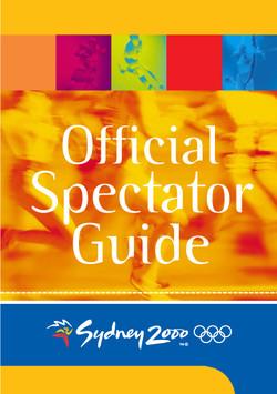 Sydney Spectator Guide